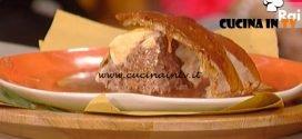 La Prova del Cuoco - Pollo in crosta farcito ricetta Gabriele Bonci