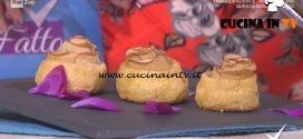Detto Fatto - Rose di mela ricetta Franco Aliberti