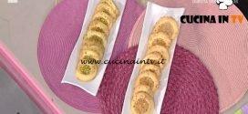 La Prova del Cuoco - Tegolino alla nocciola e pistacchio ricetta Mario Ragona