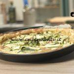 Pronto e postato - ricetta Torta di zucchine a rondelle di Benedetta Parodi