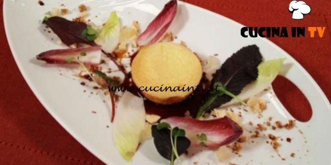 Cotto e mangiato - Tortino Fondente di Parmigiano ricetta Tessa Gelisio