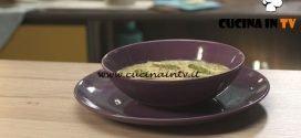 Pronto e postato - ricetta Vellutata di asparagi e mimosa d'uovo di Benedetta Parodi