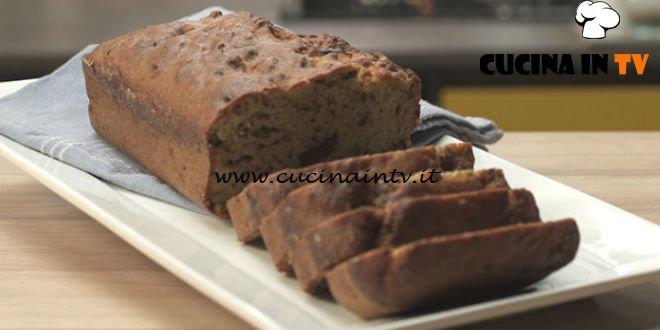 Pronto e postato - ricetta Banana bread di Benedetta Parodi
