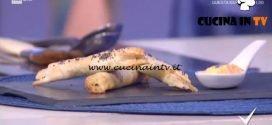 Detto Fatto - Bastoncini vegetariani ricetta Sebastiano Rovida