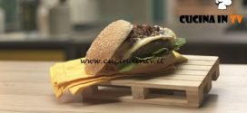 Pronto e postato - ricetta Brie burger di Benedetta Parodi