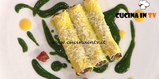 prova del cuoco | cannelloni di stinco di agnello con salsa ... - Ortiche In Cucina