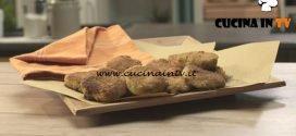 Pronto e postato - ricetta Crab cake di Benedetta Parodi