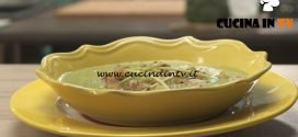 Pronto e postato - ricetta Crema di broccoli thai di Benedetta Parodi
