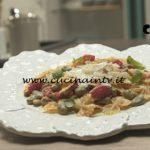 Pronto e postato - ricetta Farfalle pecorino e fave di Benedetta Parodi