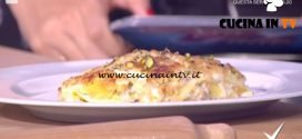 Detto Fatto - Lasagne dalle alpi all'etna ricetta Beniamino Baleotti