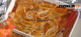 La Prova del Cuoco - Lumaconi al forno con salsa rosata ricetta Anna Moroni