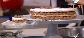 Detto Fatto - Millefoglie con sorpresa ricetta Gian Luca Forino