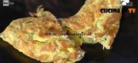 La Prova del Cuoco - Omelette ricetta Sergio Barzetti