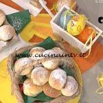 La Prova del Cuoco - Ovetti soffici ripieni ricetta Natalia Cattelani