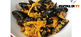 Cotto e mangiato - Paella di cous cous ricetta Tessa Gelisio