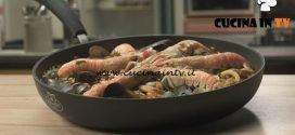Pronto e postato - ricetta Paella di pesce di Benedetta Parodi
