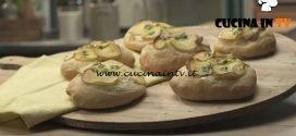 Pronto e postato - ricetta Panpatate al finocchietto di Benedetta Parodi