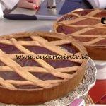 La Prova del Cuoco - Pastiera classica e al cioccolato ricetta Salvatore De Riso