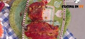 La Prova del Cuoco - Peperoni ripieni di pasta ricetta Anna Moroni