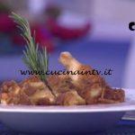 Detto Fatto - Petto di pollo farcito ricetta Ilario Vinciguerra