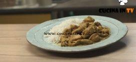 Pronto e postato - ricetta Pollo al curry di Benedetta Parodi