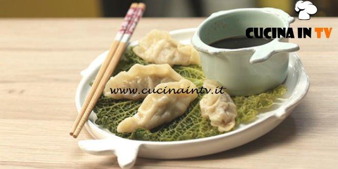 Pronto e postato - ricetta Ravioli di carne e gamberi al vapore di Benedetta Parodi