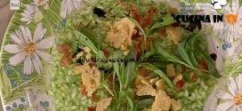 La Prova del Cuoco - Risotto di primavera ricetta Sergio Barzetti