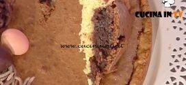 La Prova del Cuoco - Torta al cioccolato ricetta Natalia Cattelani