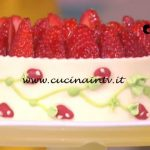 Detto Fatto - Torta trionfo di primavera ricetta Matteo Manzotti