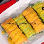 La Prova del Cuoco - Tortitas de pollo con verduras ricetta David Povedilla