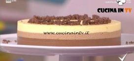 Detto Fatto - Tripletta di cioccolato ricetta Domenico Spadafora