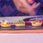 Detto Fatto - Trittico di mini quiche ricetta Sebastiano Rovida