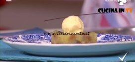 Detto Fatto - Apple meringue ricetta Alessandro Servida