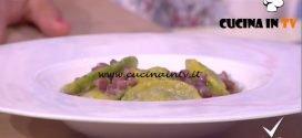 Detto Fatto - Cappellacci a strisce ricetta Beniamino Baleotti