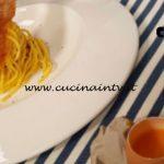 Cotto e mangiato - Carbonara o' coque ricetta Tessa Gelisio