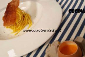 Cotto e Mangiato   Carbonara o' coque ricetta Tessa Gelisio