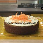 Pronto e postato - ricetta Carrot cake di Benedetta Parodi