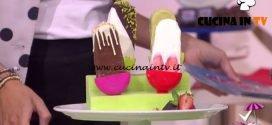 Detto Fatto - Cioccolato sotto zero ricetta Mirco Della Vecchia