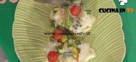 La Prova del Cuoco - Fette di risotto alle zucchine e taleggio ricetta Sergio Barzetti
