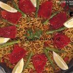 La Prova del Cuoco - Fideuà de verdure ricetta David Povedilla