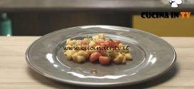 Pronto e postato   Gnocchetti di mare ricetta Benedetta Parodi