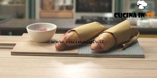 Ricetta Ketchup Benedetta.Pronto E Postato Hot Dog Ricetta Benedetta Parodi Cucina In Tv