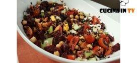 Cotto e mangiato - Insalata di riso venere ricetta Tessa Gelisio