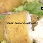 La Prova del Cuoco - ricetta Paccheri fritti al finocchietto e acciughe
