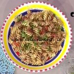 La Prova del Cuoco - Pasta fredda alla puttanesca ricetta Anna Moroni