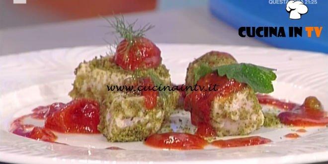 La Prova del Cuoco - Pesce spada alla pizzaiola ricetta Gianfranco Pascucci