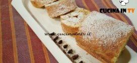 Cotto e mangiato - Rotolo con crema al caffè ricetta Tessa Gelisio