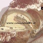 La Prova del Cuoco - ricetta Rotolo di tiramisù