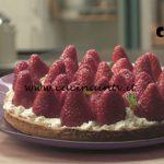 Sablè di fragole ricetta Benedetta Parodi da Pronto e postato