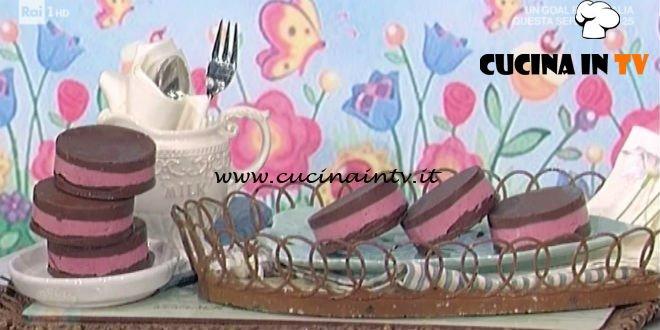 La Prova del Cuoco - ricetta Sandwich di gelato e cioccolato
